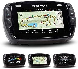 Trail Tech 922-122 Voyager Pro Universal Snowmobile Powersports GPS