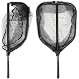 BLISSWILL Large Fishing Net Collapsible Fish...