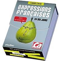 Calendrier 365 jours d'expressions françaises - L'Année à Bloc