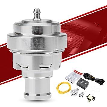 kkmoon Turbo Diesel electrónicos Blow Off Válvula Bov Dump Valve Kit: Amazon.es: Coche y moto