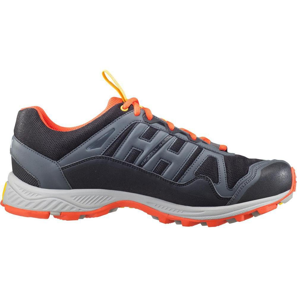 Amazon.com | Helly Hansen Mens Pace Trail 2 HT Running Sneakers, Black HellyTech Fabric, 10 M | Trail Running