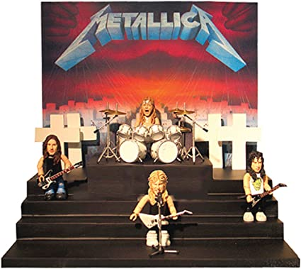 Metallica playset Master of Puppets: Amazon.es: Juguetes y juegos