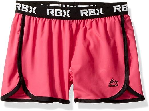NIKE Girls Size 4 5 6 or 6X Choice Polyester Athletic Elastic Waist Shorts NWT