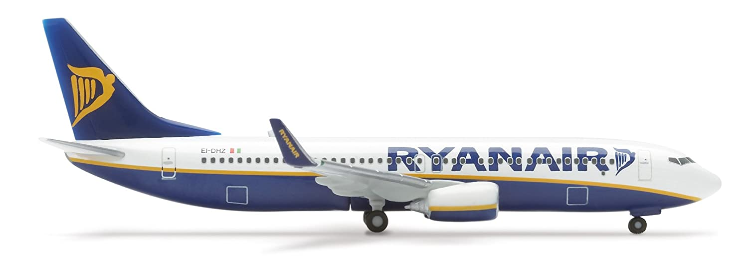 Amazon.com: Herpa Ryanair 737-800 1/500: Toys & Games