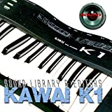 KAWAI K1 - Huge Original Factory and New Created Sound Library & Editors on CD or download