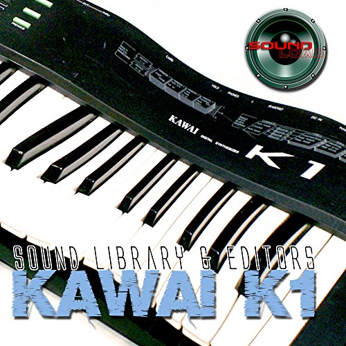 KAWAI K1 - Huge Original Factory and New Created Sound Library & Editors on CD or download by SoundLoad