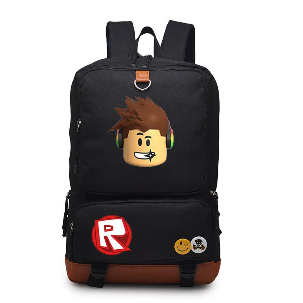 3675cd5a2f2 SP Cos Roblox Kids Schoolbag Backpack Students Bookbag Handbags Travelbag  (P) free shipping