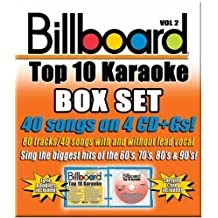Billboard Top 10 Karaoke