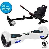 SmartGyro X2 UL - Patinete eléctrico, ruedas
