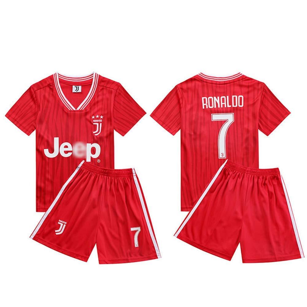 HS-HCF.HW Camiseta de fútbol Juventus NO.7 Cristiano Ronaldo ...