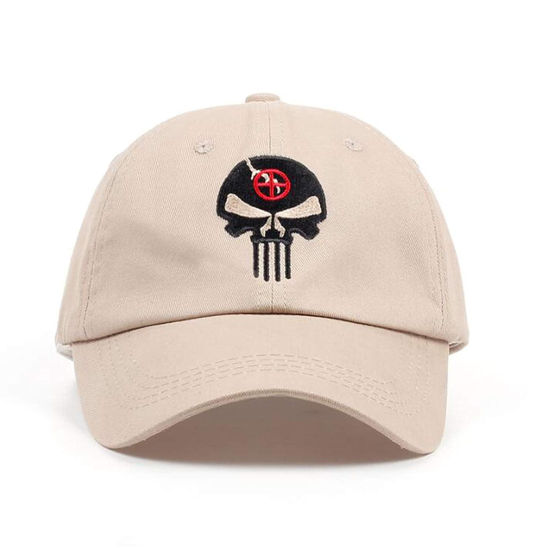 NEW The Punisher Baseball Adjustable hat Cap Skull Cotton For Men/'s /& Women 2020