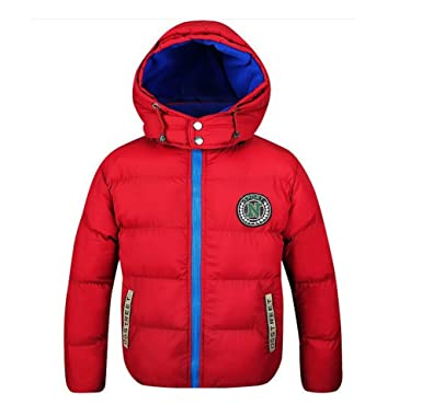 21e72adc804a Amazon.com  Trendy Kids Toddler Winter Coats for Boys Outerwear for ...