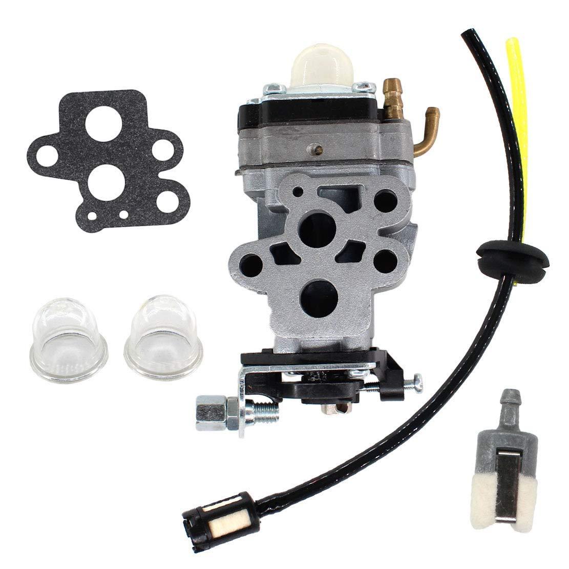 Amazon.com: USPEEDA Carburador línea de combustible para ...