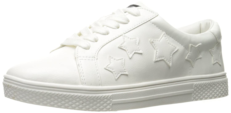 bebe Women's Destine Fashion Sneaker B01MV8E4BA 7 B(M) US|White