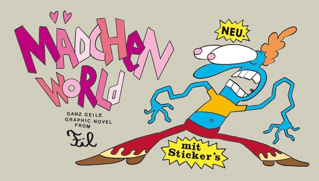 Mädchenworld: Ganz geile Graphic Novel from Fil