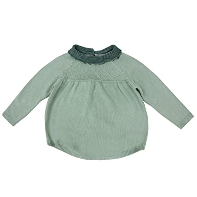 a3b97570d7f Wennikids Infant Newborn Baby Romper Long Sleeve Sweater Knitted Bubble  Romper Small 12-18M