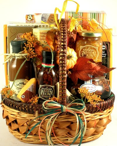 Gift Basket Village The Country Sampler Deluxe Gift Basket