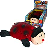Little Penguins Ladybird Night Light Projector Led By