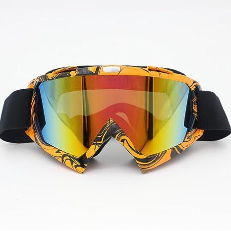 Motociclo Specchio Da Sci Occhiali Da Vista Equitazione Occhiali Da Vista Alpinismo Occhiali,B-OneSize