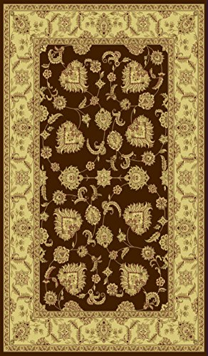 Dynamic Rugs LE6958020600 Legacy Collection Area Rug, 5'3