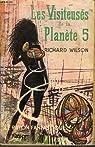 Les visiteuses de la planete 5 par Wilson