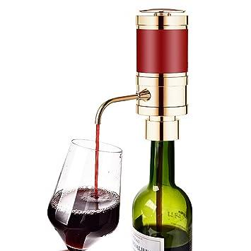 Bomba de vino eléctrica/dispensador de vino, aireador de vino, decantador de aire para vertedor de vino, mejor accesorio para el hogar, ...