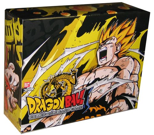 [Dragonball CCG Warriors Return Booster BOX (24ct)] (24ct Ccg Booster Box)