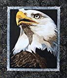 eagle quilt - Liberty Eagle Toni Whitney Fusible Applique Quilting Quilt Pattern