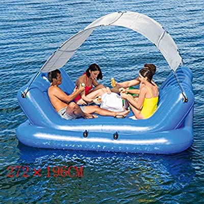 Swim Party Toys Balsa Inflable Toldo de Agua Música Lobby ...