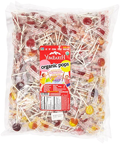 5 Lb Bag Sugar (YumEarth Organic Lollipops, 5 Pound)