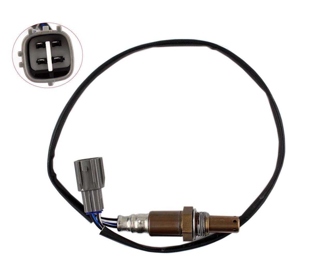 XtremeAmazing Front Upstream Air Fuel Ratio O2 Oxygen Sensor For Toyota Avalon Camry Corolla Highlander Matrix Rav4 Sienna Venza Lexus ES350 RX350 RX450h Pontiac Vibe 19184901 89467-08010 89467-0E010