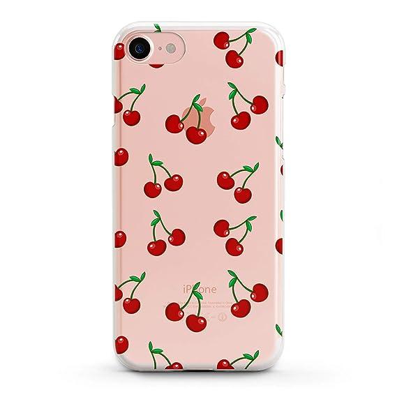 timeless design b81af f55cb Amazon.com: Lex Altern TPU iPhone Cases X 8 Plus 7 6s 6 SE 5s 5 Cute ...