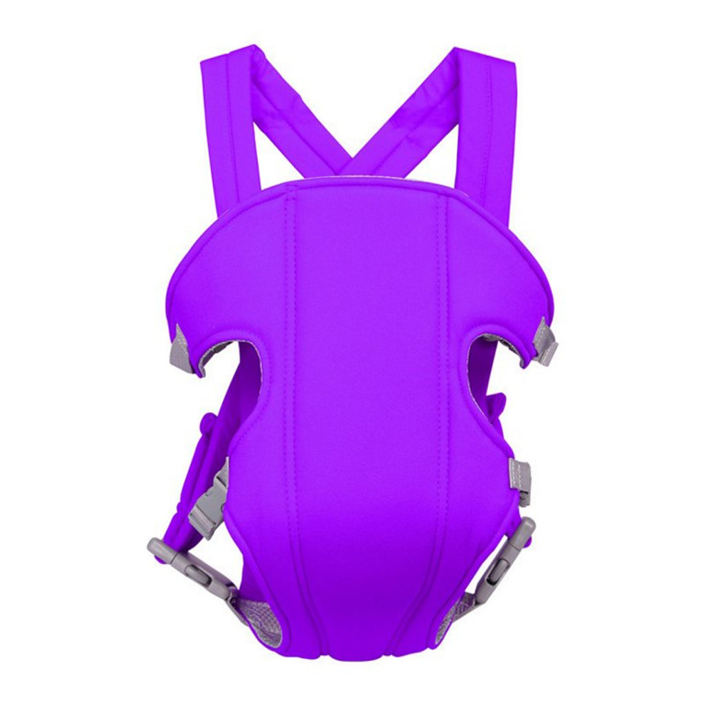 Honda Banda Ajustable Lactancia Abrigo Infantil Carrie Para Bebé Recién Nacido - Púrpura Generic STK0155006745