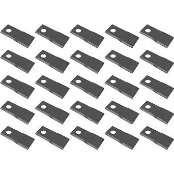 1398890K 25 RH Blades Made for Krone Disc Mower Models AM203 AM243 AM283 +