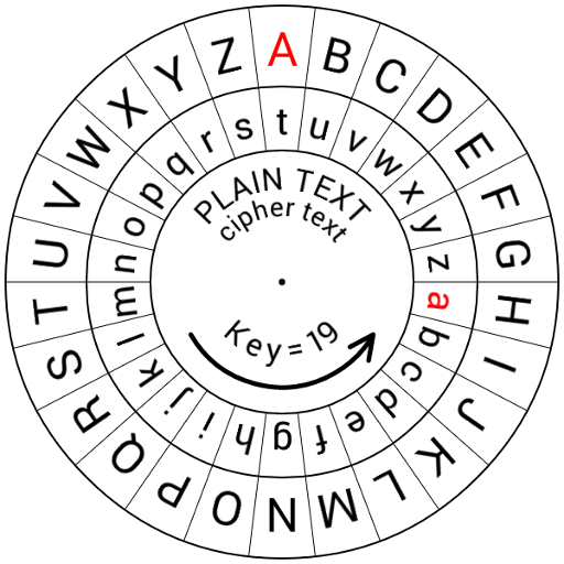 Amazon.com: Caesar Cipher Wheel: Appstore for Android
