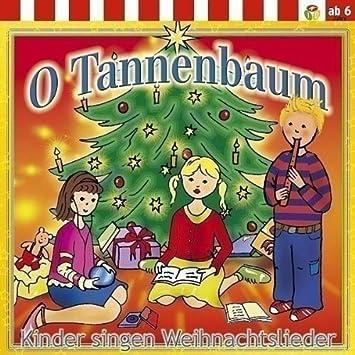 Tannenbaum Singen.O Tannenbaum Kinder Singen Weihnachtslieder Amazon Com Music