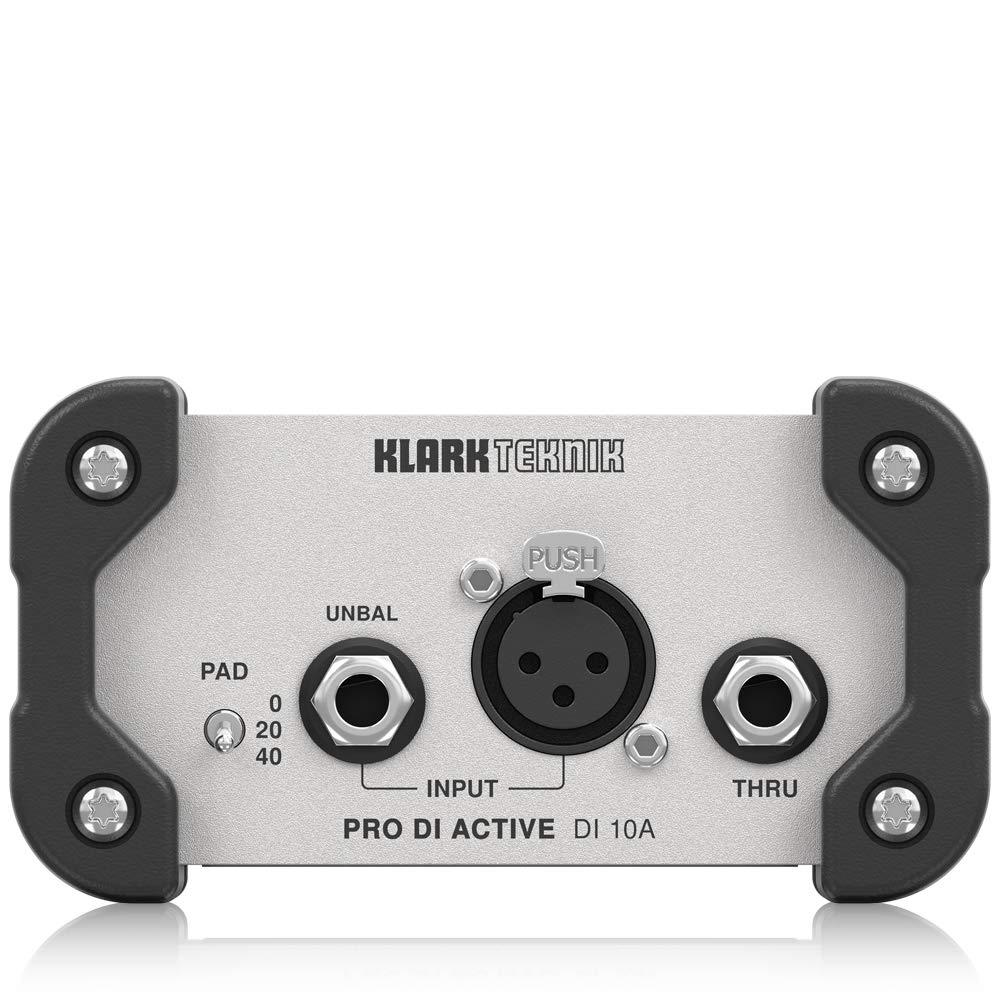 Klark teknik Signal Direct Box (DI10A)