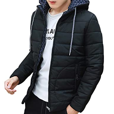 JYJM Herren Herbst und Winter Mantel Herren Jacke Jugend koreanische Version  des Trends der Tendenz der 0b84efd336