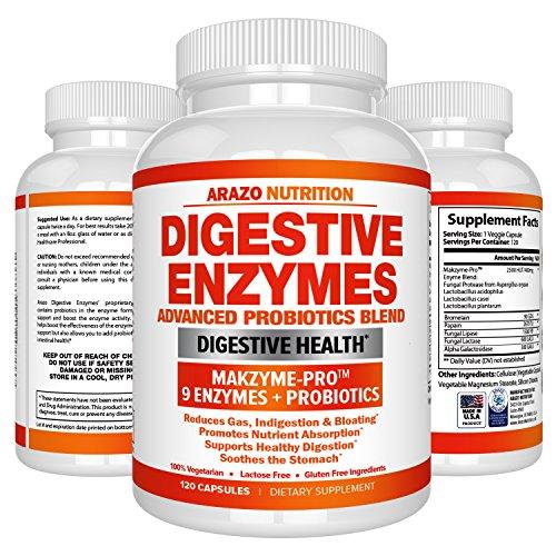 Digestive Enzymes Probiotics Nutritional Acidophilus product image