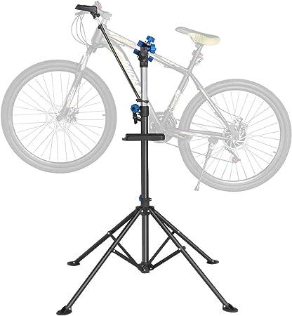 Bicicleta mantenimiento reparar Popamazing trabajo plegable soporte de herramienta: Amazon.es: Deportes y aire libre
