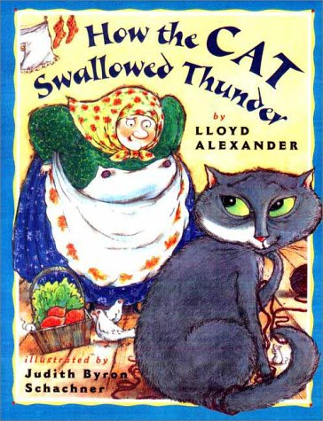 Read Online How the Cat Swallowed Thunder pdf