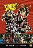 Nightmare on Zombie Island (Twisted Journeys (Paperback))