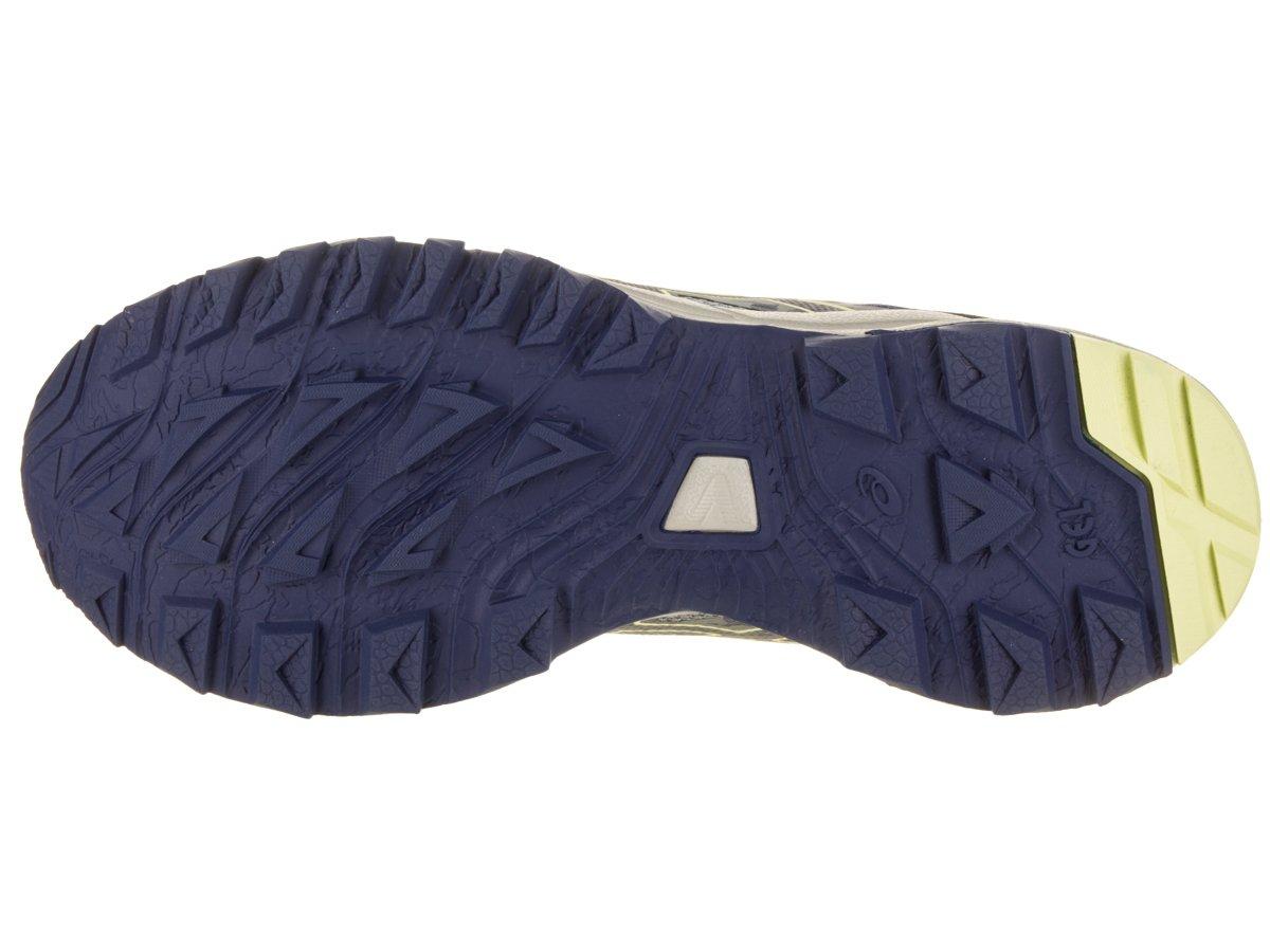 ASICS Women's Gel-Sonoma 3 Trail Runner Grey/Indigo B0719MFG29 8 B(M) US|Stone Grey/Indigo Runner Blue/Limelight 210c81