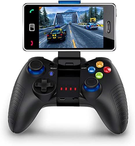 Gamepad Android, STOGA Mando de Juego Inalámbrico Mobile Gaming ...