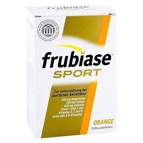 Frubiase Sport –Pastillas efervescentes ...