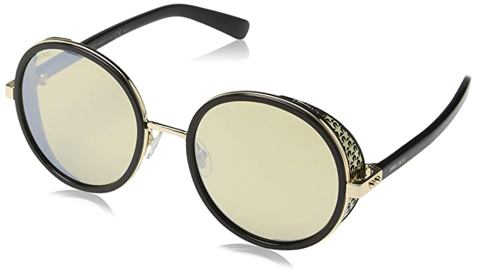 65fe2eb06698 Amazon.com: Jimmy Choo sunglasses (ANDIE-N-S 2M2/T4) Black - Gold ...