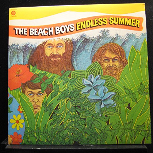 Price comparison product image The Beach Boys Endless Summer [Vinyl LP Records]