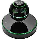 Levitating Bluetooth Floating Speaker, UPPEL Portable Wireless Bluetooth 4.1 Bass Hi-Fi, 360 Degree Rotation, Touch Control Button and Colorful Led Flashing Show