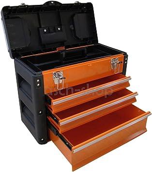 ASS Profi - Caja de herramientas (7 compartimentos): Amazon.es ...