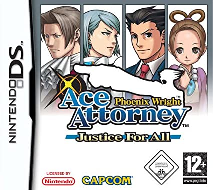 ace attorney wright Phoenix